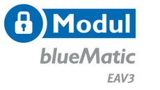 Blecher Modul blueMatic EAV3