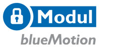 Blecher Modul blueMotion